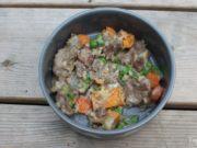 Healthy Homemade Dog Food Recipe