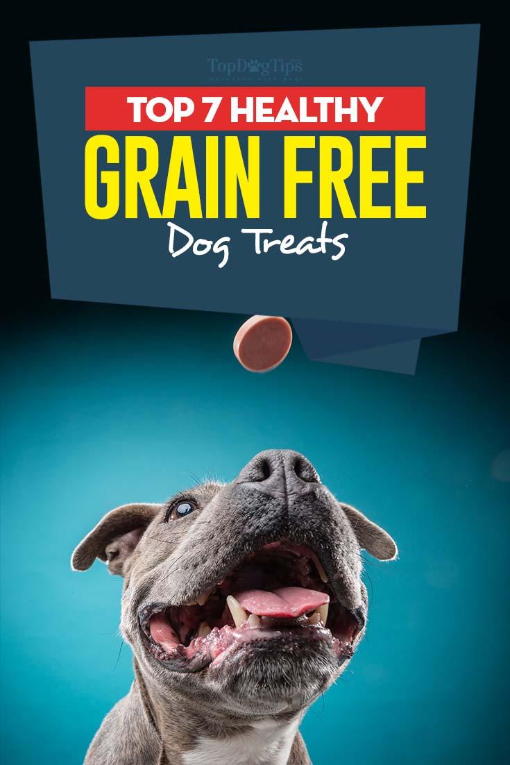 Top 7 Best Grain Free Dog Treats in 2018