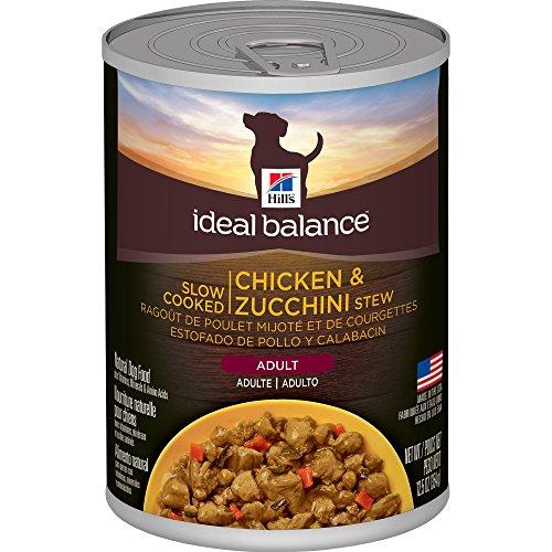 Hill's Science Diet Ideal Balance Chicken & Zucchini Stew Adult