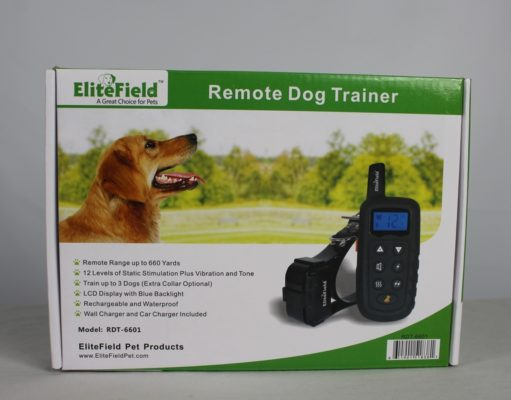 EliteField Dog Training Collar Giveaway