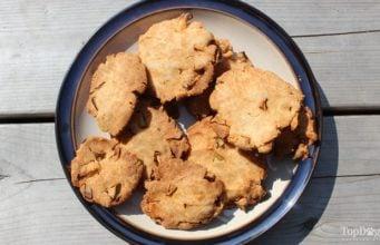 Grain Free Apple Ginger Dog Treat Recipe