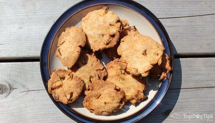 Grain Free Apple Dog Treat Recipe
