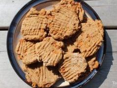 Sweet Potato Dog Biscuit Recipe