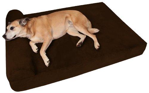 "Big Barker 7"" Pillow Top Orthopedic Dog Bed - Headrest Addition"