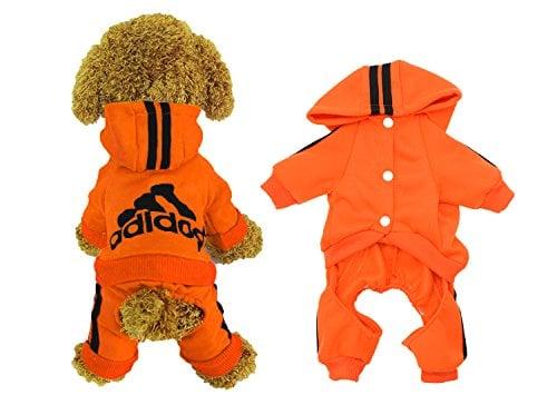 Scheppend Adidog Pet Clothes for Dog