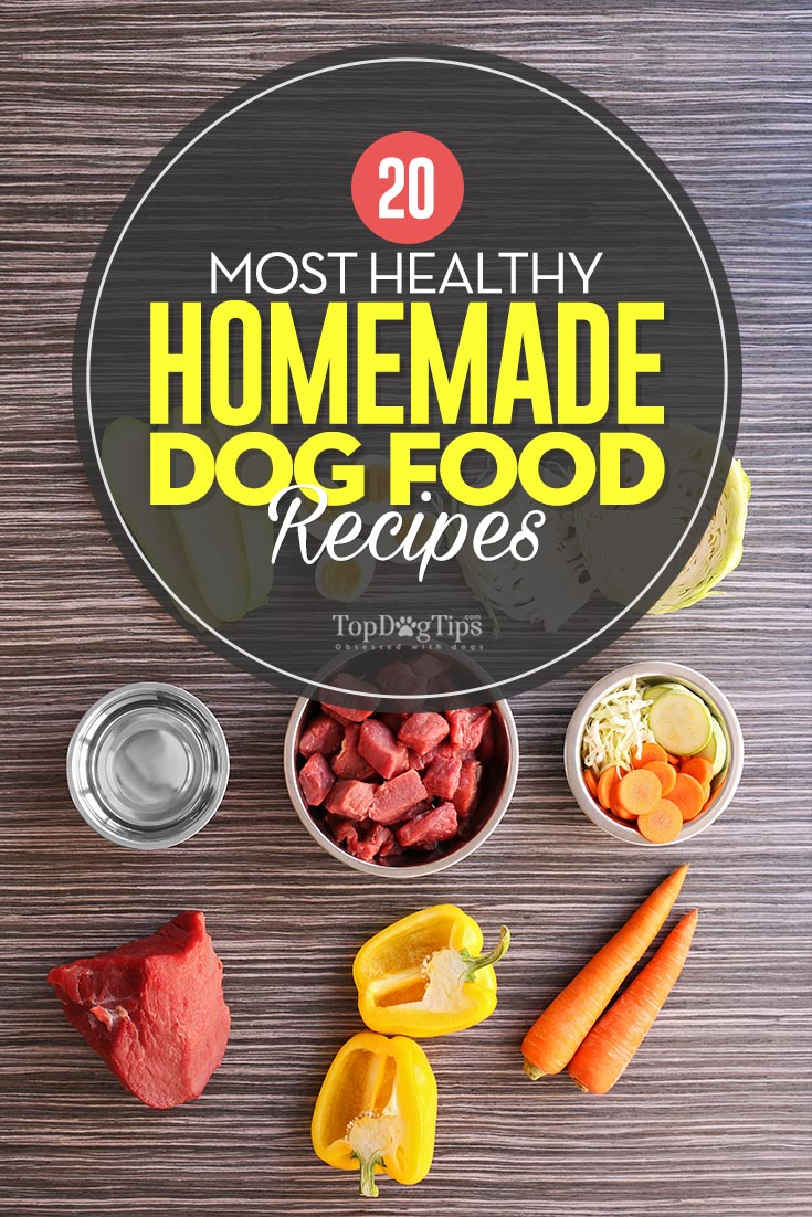 20 most healthy homemade dog food recipes your fido will love most healthy homemade dog food recipes forumfinder Images