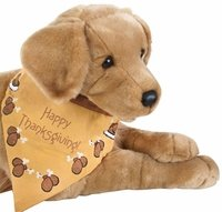 Brands on Sale, Inc's Happy Thanksgiving Dog Bandana