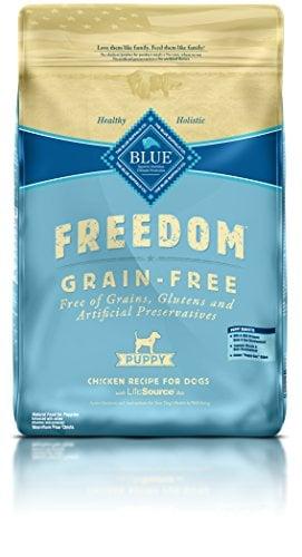 Blue Buffalo Freedom Grain-Free Dry Puppy Food