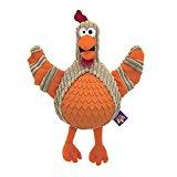 Chew King Large Turkey Dog Toy