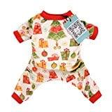 CuteBone Dog Pajamas - Christmas