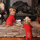 Doggie Design's Santa's Lil Helper Dog Pajamas