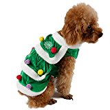 Pawz Road Christmas Tree Design Dog Clothes