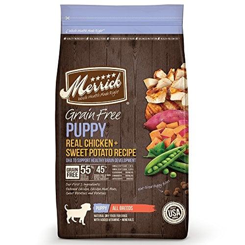 Grain-Free Puppy Recipe Dry Food by Merrick