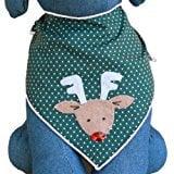 Tail Trends Christmas Dog Bandanas