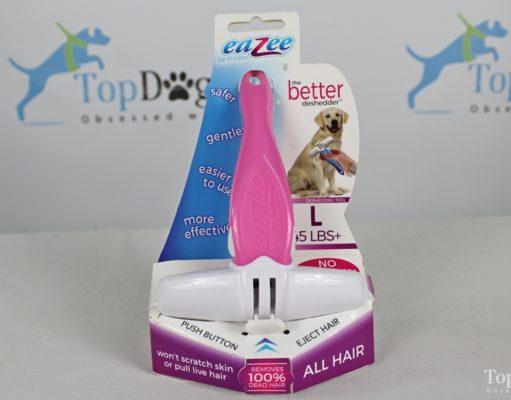 Eazee Dog Deshedding Tool Review