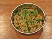 Homemade Thanksgiving Dinner for Dogs