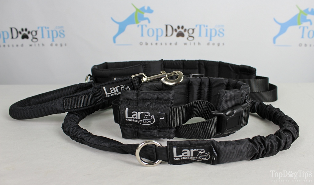 Larz Dog Products hands free leash system giveaway