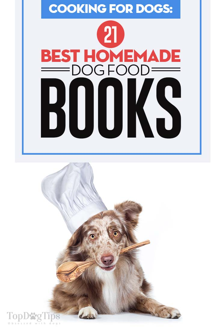 The Best Homemade Dog Food Books