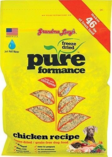Grandma Lucy's Pureformance