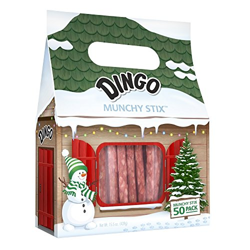 Dingo Holiday Rawhide