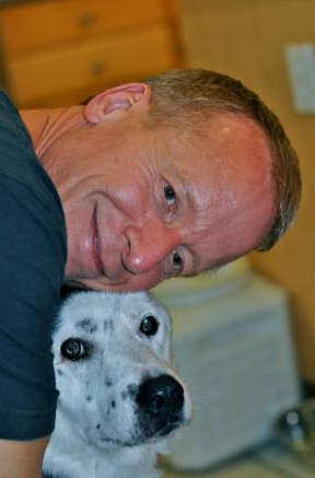 How An Overweight Dog Saved An Overweight Man's Life