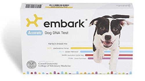 Embark Dog DNA Test