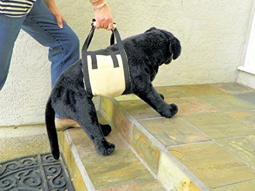 KomfyFleece Dog Mobility Sling Lift Harness