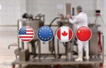 Pet Food Manufacturing USA Canada Europe China