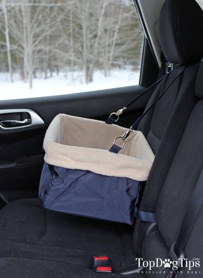 K H Bucket Booster Pet Car Seat Reviews Velcromag