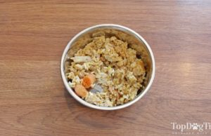 Easy Homemade Dog Food Recipe