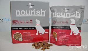 Isle of Dogs Nourish Grain-Free Dog Food