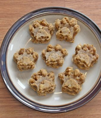 Homemade Dog Treats with Baby Food