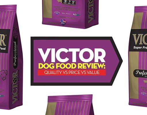 Victor Dog Food Reviews