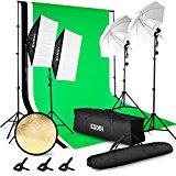 Basic lighting equipment for photography