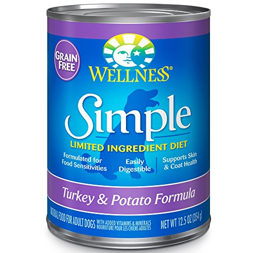 Wellness Simple Natural Wet Canned Limited Ingredient Dog Food