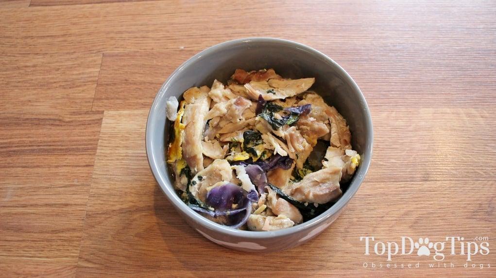 Homemade dog food for sensitive skin recipe easy to make homemade dog food for sensitive skin forumfinder Images