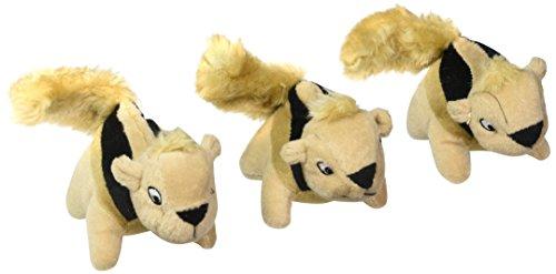 Outward Hound Kyjen Puzzle Plush Animals