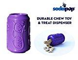SodaPup -Treat Dispensing Dog Toy