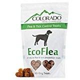 EcoFlea All-Natural Flea Prevention Dog Treat by Colorado Dog Company