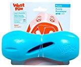 West Paw Zogoflex Qwizl Interactive Treat Dispensing Puzzle Toy