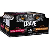 Crave High Protein Grain Free Adult Wet Dog Food