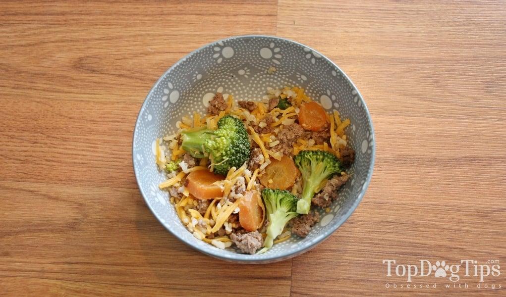 Homemade Dog Food Recipes For Small Breeds