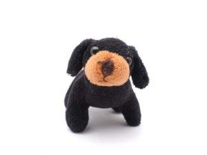Soft plush dog toys