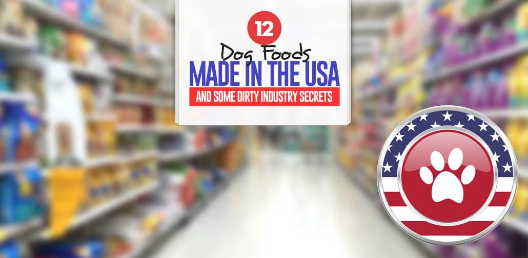 12 dog food made in usa brands and dirty pet food industry details. Black Bedroom Furniture Sets. Home Design Ideas