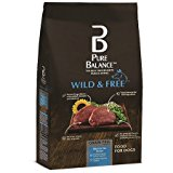 Pure Balance Wild & Free Bison & Pea Recipe