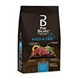 Pure Balance Wild & Free Bison, Pea & Venison Recipe
