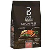 Pure Balance Grain Free Salmon & Pea Recipe