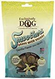 Exclusively Dog Dog Smoochers Drops with Yogurt Treat