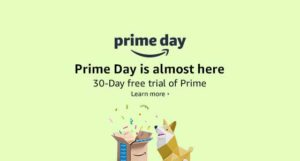 Prime Day Deals from Amazon