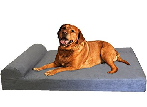 Dogbed4less Premium Orthopedic Cooling Dog Bed
